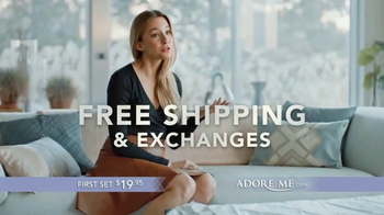 AdoreMe.com TV Spot, 'Exclusively Online' - Thumbnail 6