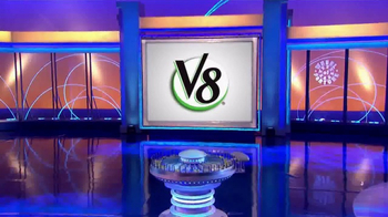V8 Juice TV Spot, 'Wheel of Fortune: Fuel Your Day' - Thumbnail 1