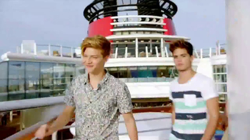 Disney Cruise Line TV Spot, 'Disney Channel: Forever in Your Mind' - Thumbnail 1