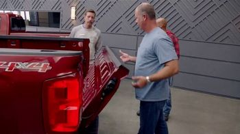 Chevrolet Red Tag Sales Event TV Spot, 'Ring in the New Year: Malibu LT' [T2]