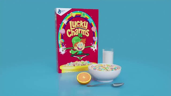 Lucky Charms With Mixed-Up Marshmallows TV Spot, 'Gravitron' - Thumbnail 1