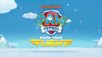 PAW Patrol Pups Take Flight TV Spot, 'Winter Wonderland' - Thumbnail 1