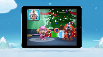 PAW Patrol Pups Take Flight TV Spot, 'Winter Wonderland' - Thumbnail 2