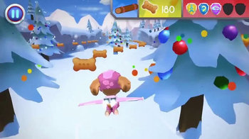 PAW Patrol Pups Take Flight TV Spot, 'Winter Wonderland' - Thumbnail 4