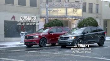Dodge Big Finish Event TV Spot, 'Race: 2016 Charger' - Thumbnail 1