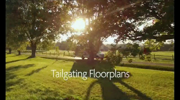Camping World Year-End Clearance TV Spot, 'Tailgating Floorplans' - Thumbnail 5