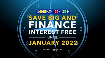 Rooms to Go TV Spot, 'Clock Is Ticking' - Thumbnail 10