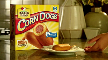 Foster Farms Corn Dogs TV Spot, 'Conquer a Monster Appetite' - Thumbnail 6
