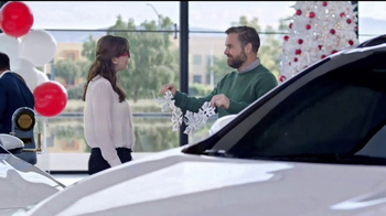 Kia Holidays on Us Sales Event TV Spot, 'Snowflake Gift' - 2056 commercial airings