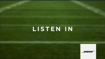 Bose QuietComfort 35 TV Spot, 'Listen In: Together' - Thumbnail 1