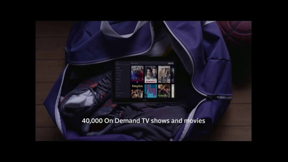 XFINITY TV & Internet TV Commercial, 'More to Stream to Any Screen'