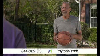 MONI Smart Security TV Spot, 'Basketball Game' - 153 commercial airings