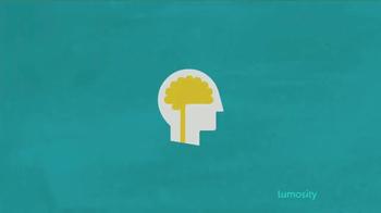 Lumosity TV Spot, 'Play Everyday' - Thumbnail 1