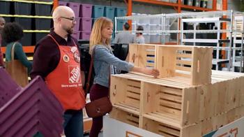 The Home Depot TV Spot, 'Storage Space: Shelf' - Thumbnail 4