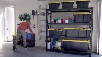The Home Depot TV Spot, 'Storage Space: Shelf' - Thumbnail 6