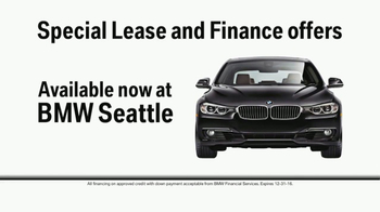 BMW of Seattle TV Spot, 'Holiday Traditions' - Thumbnail 9