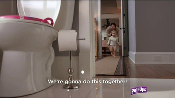 Huggies Pull-Ups TV Spot, 'Time to Potty' - Thumbnail 1