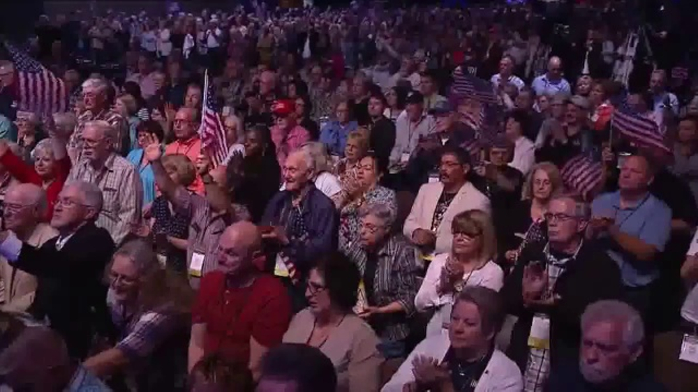 John Hagee Ministries TV Commercial, '2017 Righteous Revolution'