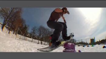 Vudu TV Spot, 'Snowboarding Movies' - Thumbnail 3