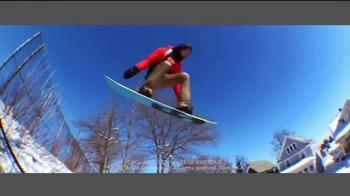 Vudu TV Spot, 'Snowboarding Movies' - Thumbnail 7