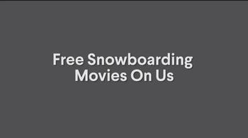 Vudu TV Spot, 'Snowboarding Movies' - Thumbnail 8