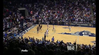 Old Dominion University TV Spot, 'Be the Game Changer' - Thumbnail 9