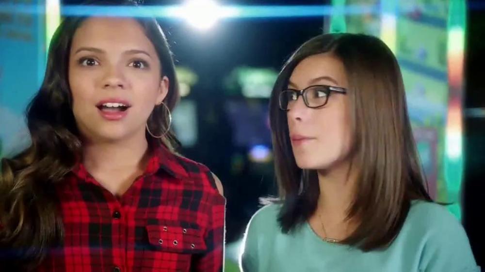 Dave and Buster's TV Commercial, 'Nickelodeon: Rock 'Em, Sock 'Em Robots'