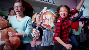 Dave and Buster's TV Spot, 'Nickelodeon: Rock 'Em, Sock 'Em Robots' - Thumbnail 5