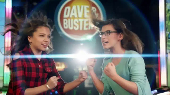 Dave and Buster's TV Spot, 'Nickelodeon: Rock 'Em, Sock 'Em Robots' - Thumbnail 3
