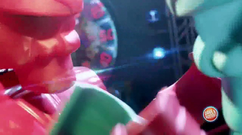 Dave and Buster's TV Spot, 'Nickelodeon: Rock 'Em, Sock 'Em Robots' - Thumbnail 4