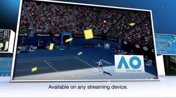 Tennis Channel Plus TV Spot, 'January Down Under' - Thumbnail 3