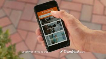 Thumbtack TV Spot, 'Your To-Do List' - Thumbnail 2