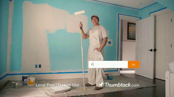 Thumbtack TV Spot, 'Your To-Do List' - 389 commercial airings