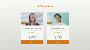 Thumbtack TV Spot, 'Your To-Do List' - Thumbnail 7