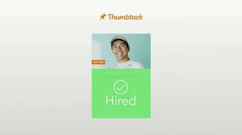 Thumbtack TV Spot, 'Your To-Do List' - Thumbnail 8