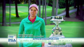 KPMG Women's PGA Championship TV Spot, 'Olympia Fields Country Club' - Thumbnail 10