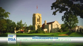 KPMG Women's PGA Championship TV Spot, 'Olympia Fields Country Club' - Thumbnail 2