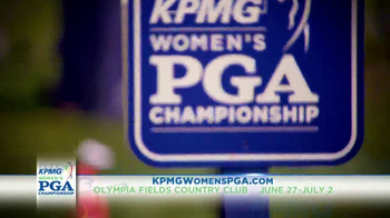 KPMG Women's PGA Championship TV Spot, 'Olympia Fields Country Club' - Thumbnail 3