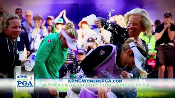 KPMG Women's PGA Championship TV Spot, 'Olympia Fields Country Club' - Thumbnail 9