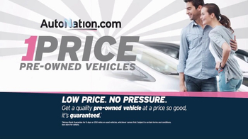 AutoNation TV Spot, 'One-Price Vehicles' - Thumbnail 3