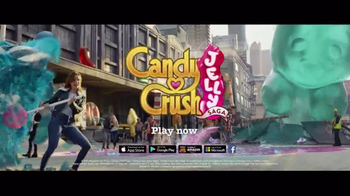 Candy Crush Saga TV Spot, 'Mannequin Challenge, Color Bomb Style' - Thumbnail 10