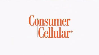 Consumer Cellular TV Spot, 'Better Value: Pie: Holiday $20 Credit: Plans $10+ a Month' - Thumbnail 4