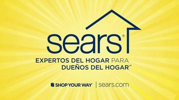 Rebaja Semi-Anual de Sears TV Spot, 'Electrodomésticos' [Spanish] - Thumbnail 4