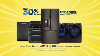 Rebaja Semi-Anual de Sears TV Spot, 'Electrodomésticos' [Spanish] - Thumbnail 2