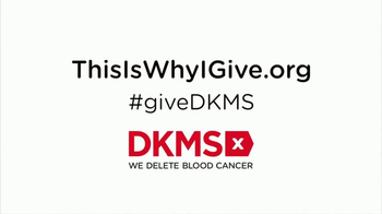 DKMS US TV Spot, 'This is Why I Give' - Thumbnail 5