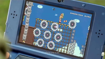 Super Mario Maker TV Spot, 'Play Everywhere' - 149 commercial airings