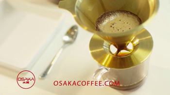 Osaka Coffee TV Spot, 'Filter and Kettle Kit' Featuring Kevin Harrington - Thumbnail 6