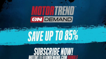 Motor Trend On Demand TV Spot, 'Ultimate Automotive Bundle' - Thumbnail 10