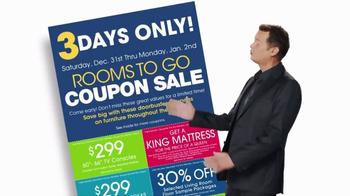 Rooms to Go Coupon Sale TV Spot, 'Save Big Money' - Thumbnail 1