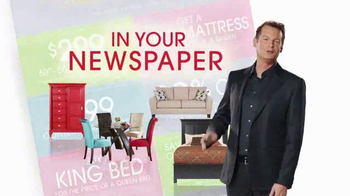 Rooms to Go Coupon Sale TV Spot, 'Save Big Money' - Thumbnail 2